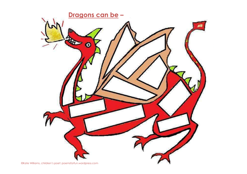 DRAGON - Picture-Writing