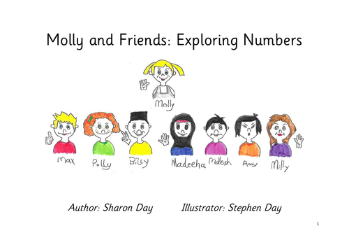Molly's Maths for Year 2 - wondering about numbers