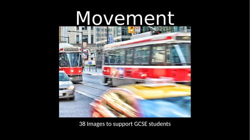 GCSE Art Exam 2020. Moving Images