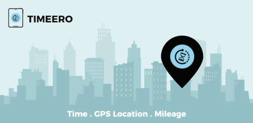 A Time Tracker with GPS & Mileage Tracking