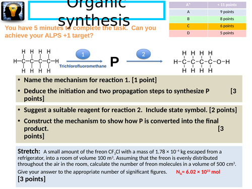 Haloalkanes - nucleophilic substitution