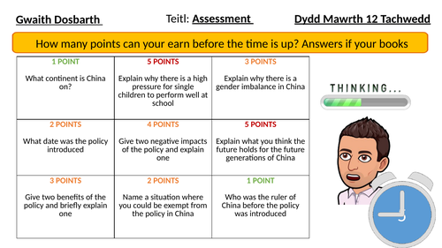 China One Child Policy Assessment