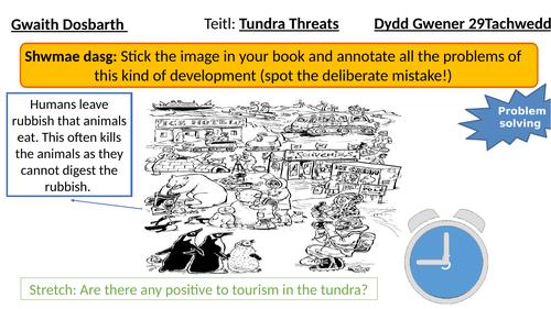 Tundra threats