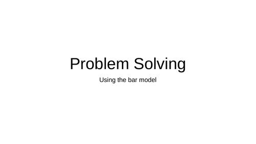 Problem Solving Strategies Presentation