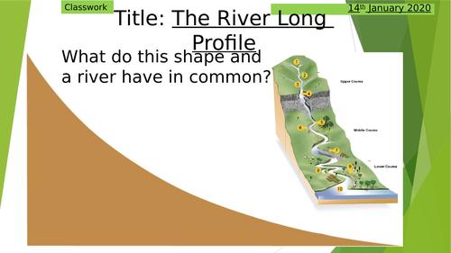 River long profile
