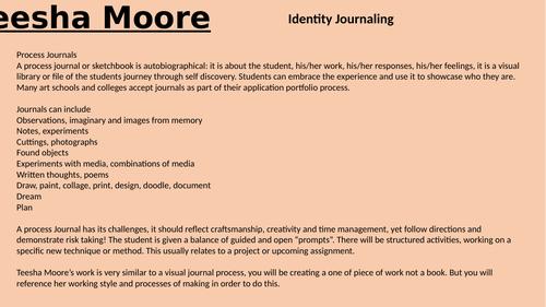 Teesha Moore Identity