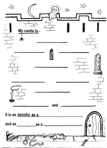 My Castle (Yrs 1-2)