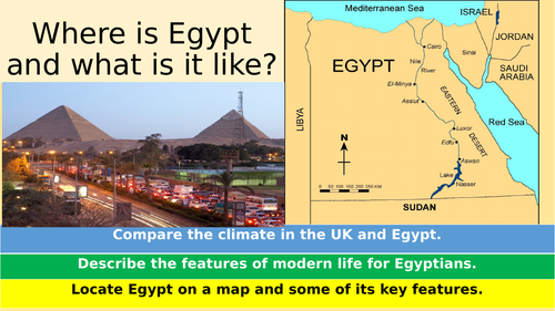Egypt (Climate and location)