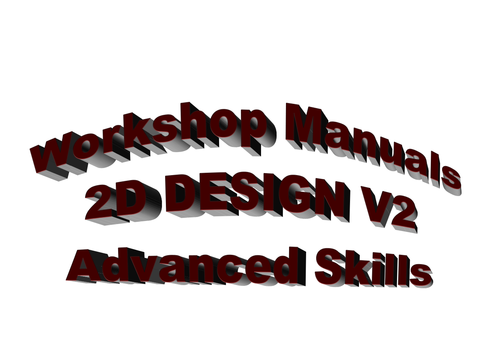 2D Design advanced workbook