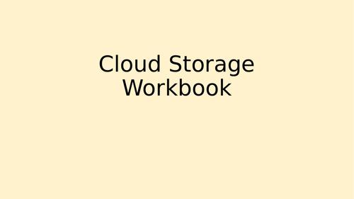 BTEC DiT - Cloud Storage