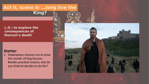 Macbeth Act 2 scene 4