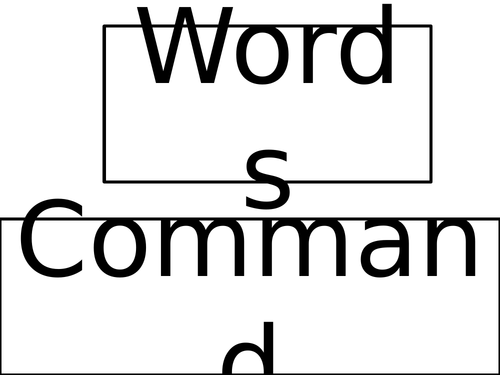 Command Words - GCSE