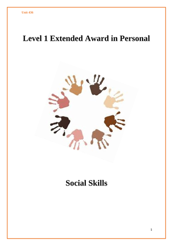 Employability Level 1: Equality and Diversity. Course Question and Task Booklet