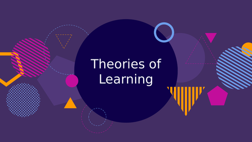 A-Level PE Theories of Learning