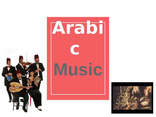Arabic Takht music