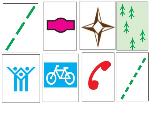 OS Symbol Matching  Cards