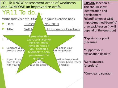 Edexcel GCSE Business(9-1) Exam Practice