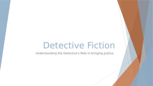 Reading Fiction: Detective/Crime Fiction SOL