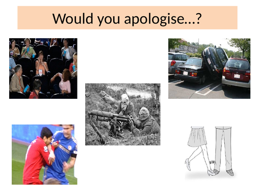Lesson: Should America apologise to Japan for dropping the Atomic Bomb?