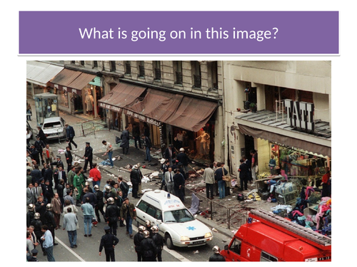 Lesson: City Bombing - Dresden