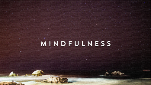 Wellbeing and Mindfullness Assembly