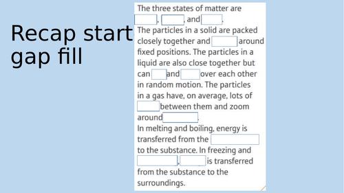 C3.2 Atoms into ions  AQA 9-1