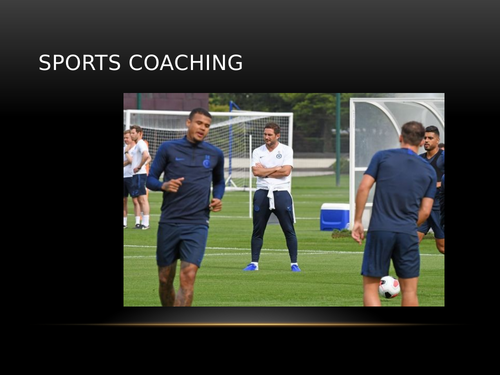 BTEC Sports Coaching QCF FULL UNIT