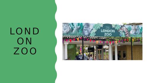Londo Zoo Slide Show