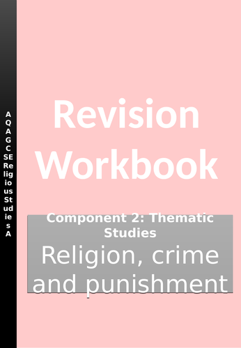 Crime and Punishment Workbook