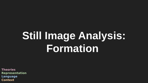 Formation Music Video Image Analysis