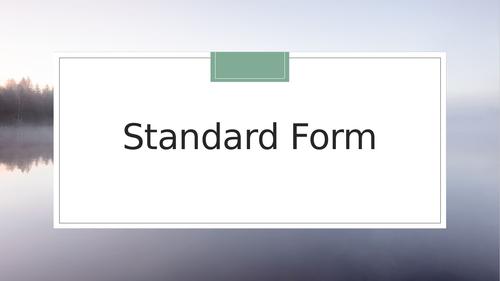 Transforming Arguments into Standard Form