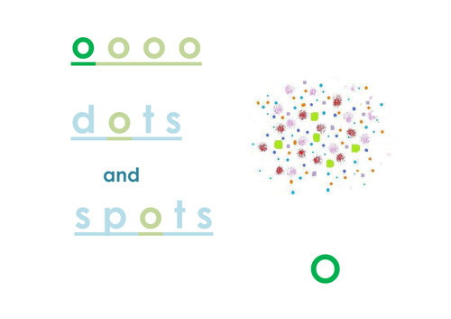Phonic 'o' in dots + spots