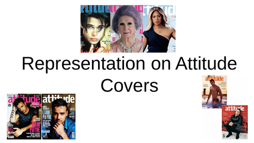 Representation on Attitude Covers