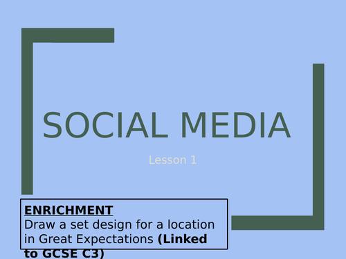 Year 8 Social Media