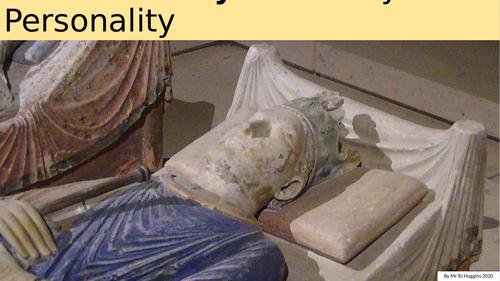 Source Analysis - Personality & Character of Henry II