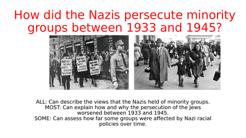 Persecution of the Jews in Nazi Germany