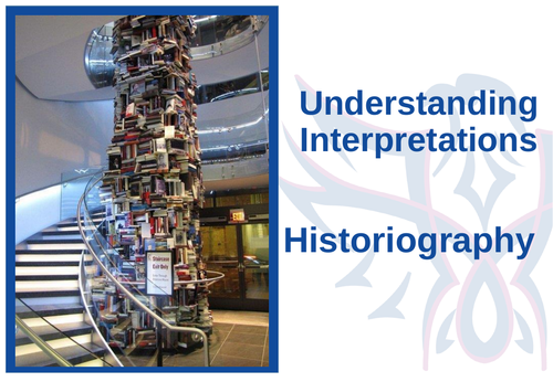 Historiography - A level CW support