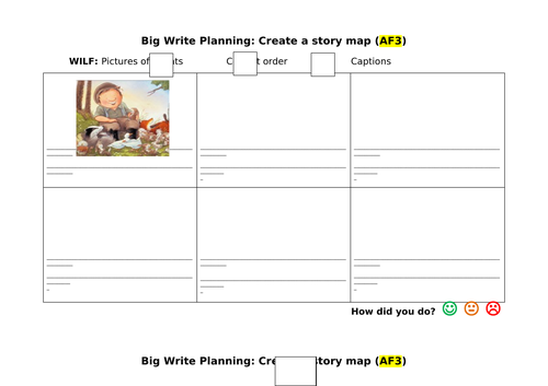 Percy the Park Keeper Year 1 worksheets