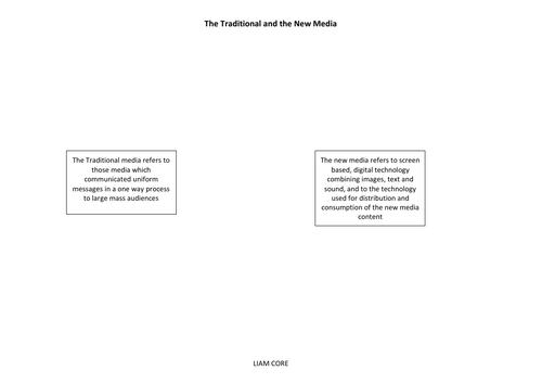 Sociology: New Media
