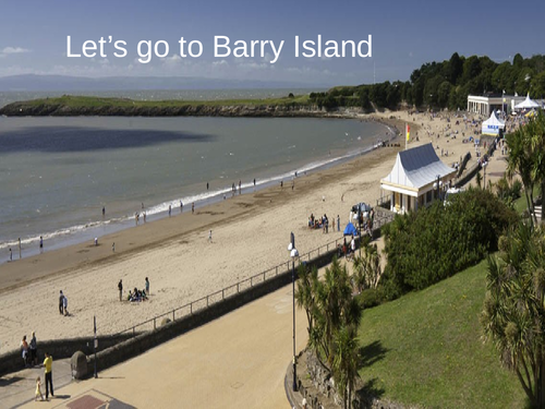 WJEC GCSE poetry 2021 - 'Let's go to Barry Island' by Idris Davies PPT