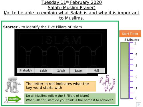 Salah (Islamic practice)