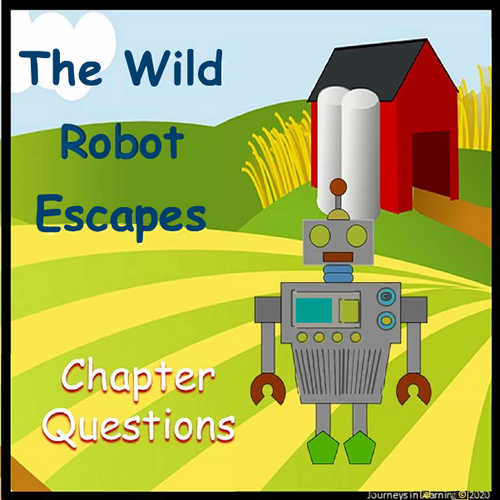 The Wild Robot Escapes-Chapter Questions