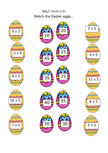 Easter Multiplication