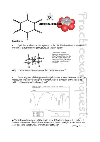 Cyclohexanehexone: Practicexamquest