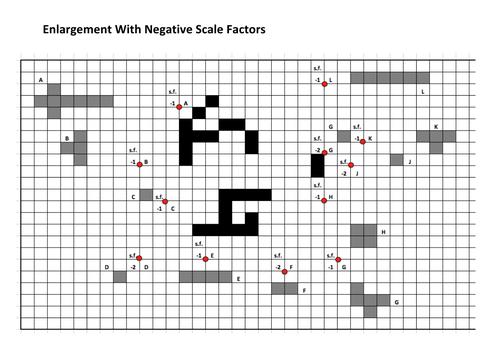 Mario 8 Bit Negative Enlargement