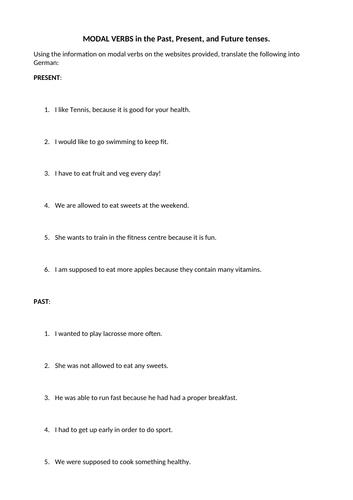 Gesundheit translation bundle
