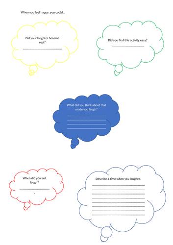 emotional literacy (happy)