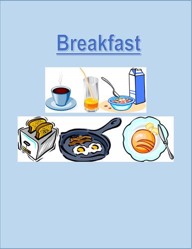 Breakfast in English Sudoku