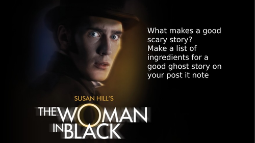 The Woman in Black: Chapter 1