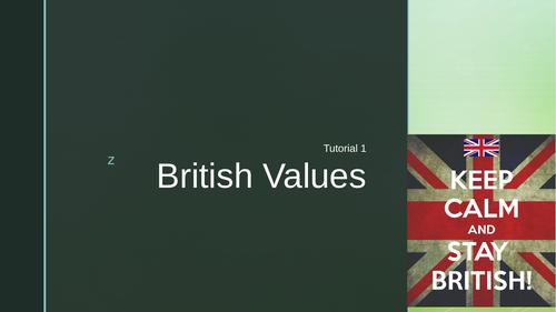 British Values for Sport
